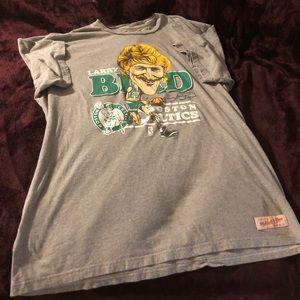 Mitchell & Ness Men's Xxl Boston Celtics T-shirt